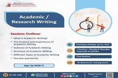 Free Academic Writing Workshop